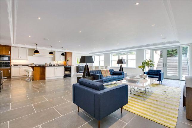 Thumbnail Detached house to rent in Roehampton Gate, Richmond Park, London
