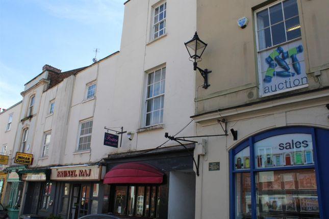 Thumbnail Flat to rent in Waterloo Street, Clifton, Bristol
