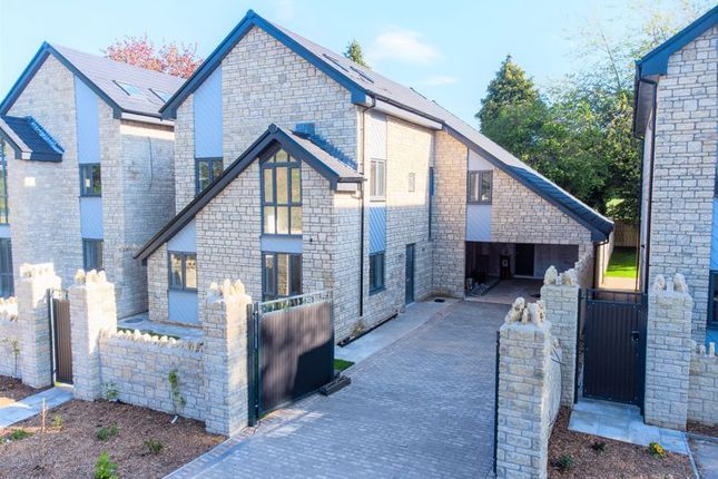 Thumbnail Detached house for sale in Silver Street, Midsomer Norton, Radstock
