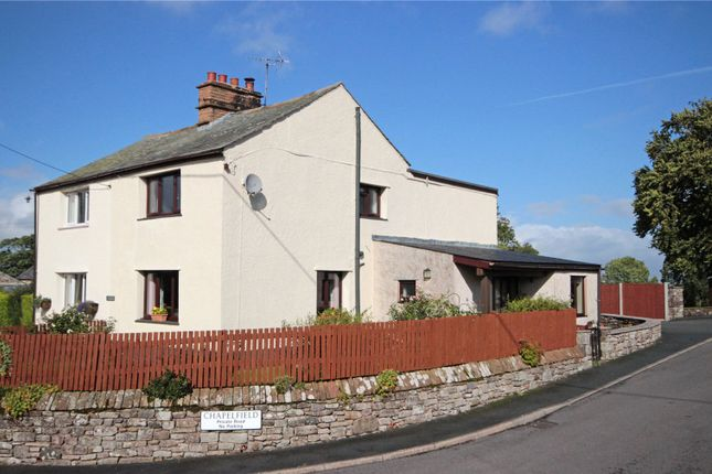 3 bed semi-detached house for sale in 2 Yew Tree Cottages, Skelton, Penrith, Cumbria