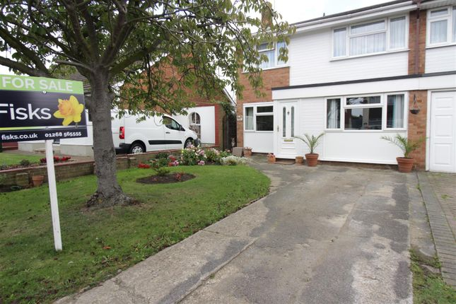 Thumbnail Semi-detached house for sale in Moreland Avenue, Benfleet