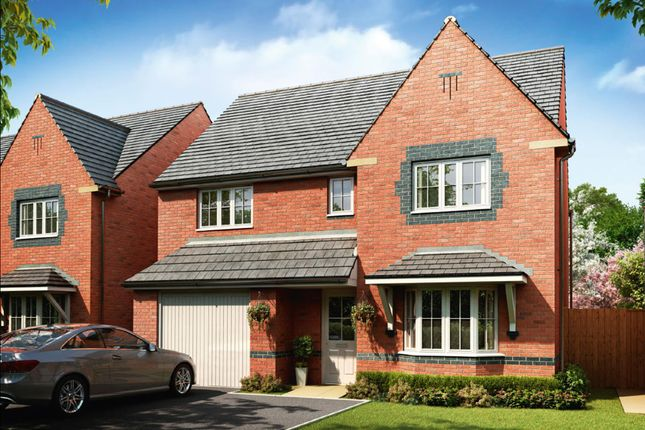 """Thumbnail Detached house for sale in """"Heathfield"""" at Church Road, Webheath, Redditch"""