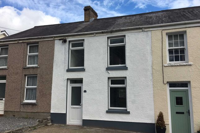 Thumbnail Terraced house to rent in Clydach Road, Craig-Cefn-Parc, Swansea