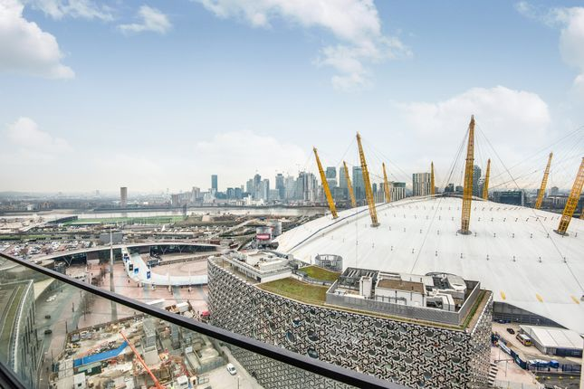Thumbnail Flat for sale in Upper Riverside, Greenwich Peninsula, London