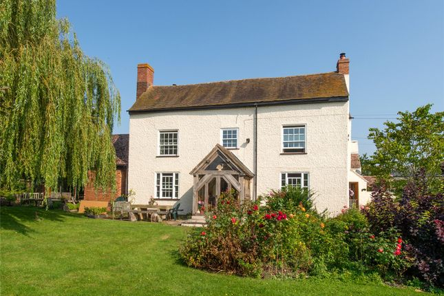 Thumbnail Detached house for sale in Haselor Lane, Hinton-On-The-Green, Evesham, Worcestershire