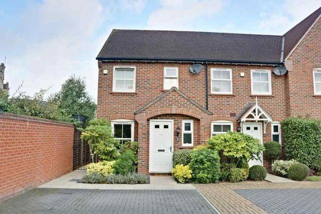 Thumbnail End terrace house for sale in Sunwood Drive, Sherfield-On-Loddon, Hook