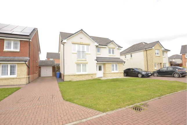 4 bed detached house for sale in Parkmanor Green, Glasgow G53