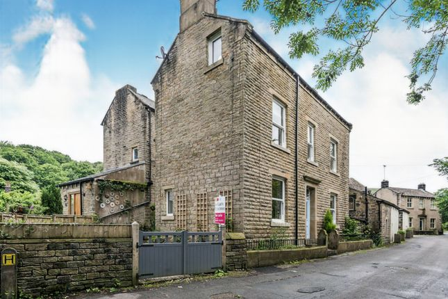 Thumbnail Detached house for sale in Clough Lea, Marsden, Huddersfield