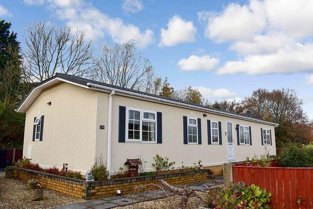 Thumbnail Detached bungalow for sale in Herenston Park Heronston Lane, Bridgend, Bridgend County.