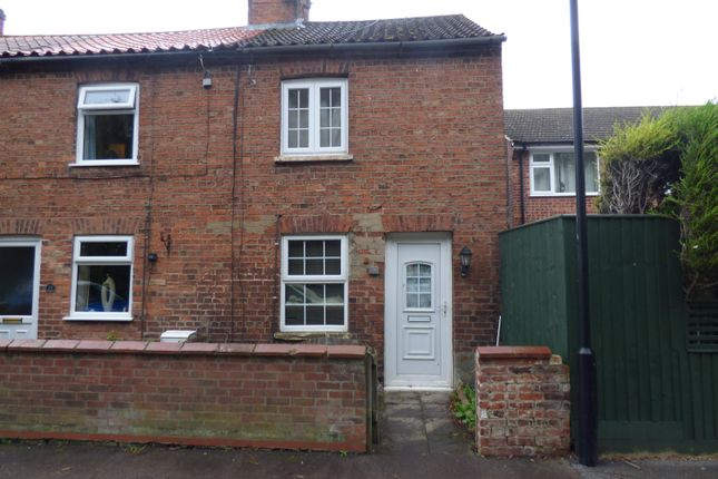 2 bed terraced house for sale in Riverhead, Louth LN11
