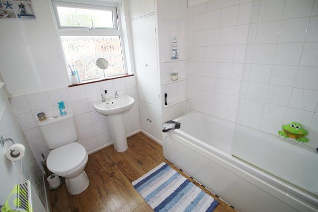 Family Bathroom of Atherton Road, Hindley, Wigan WN2