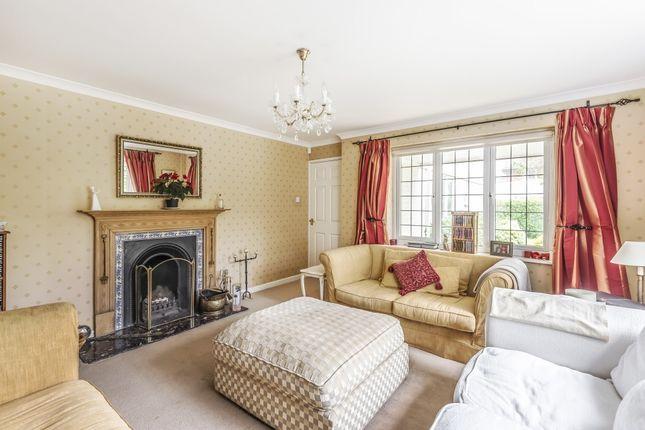 Sitting Room of The Croft, Aston Tirrold OX11