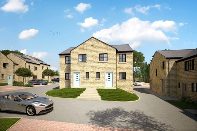 3 bedroom semi-detached house for sale in Croft Park, Ellison Street, Glossop