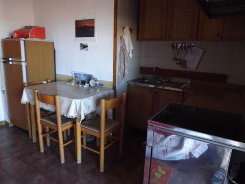 Kitchen of Piano Lettieri, Scalea, Calabria, Italy