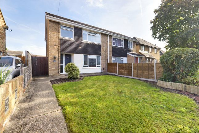 3 bed semi-detached house for sale in London Road, Sandy SG19
