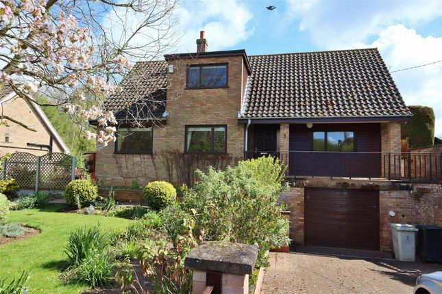 Thumbnail Detached house for sale in Ashwell Road, Langham, Oakham
