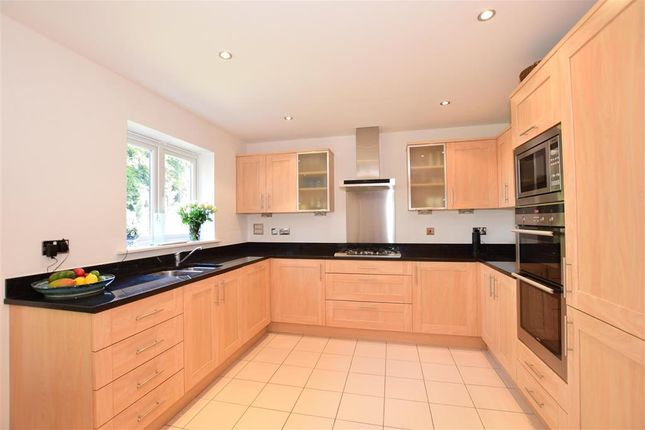 Kitchen Area of Harlequin Fields, Rochester, Kent ME1