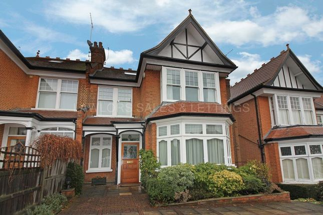 Thumbnail Semi-detached house to rent in Queens Avenue, Woodford Green