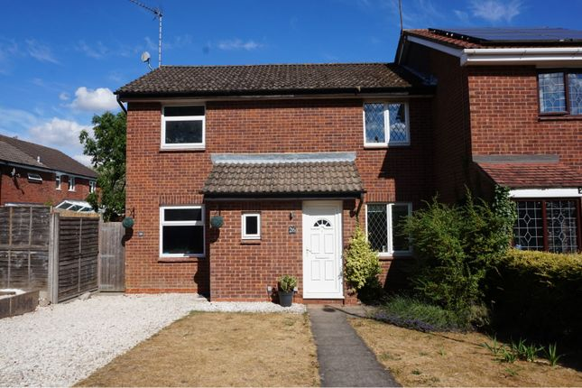 Thumbnail Terraced house for sale in Oak Close, Coventry