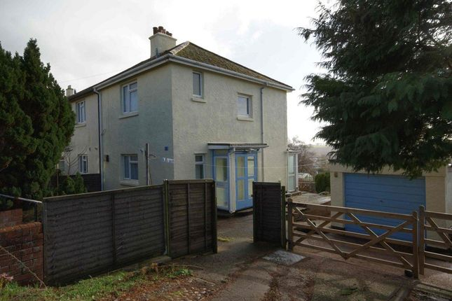 Thumbnail Property to rent in St. Andrews Estate, Cullompton