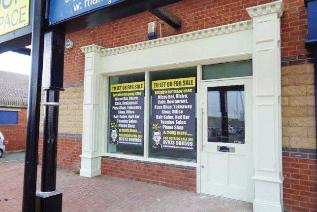 Thumbnail Retail premises to let in Unit 33, Hartlepool Marina