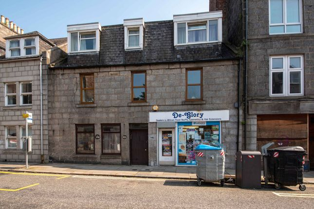 Thumbnail 3 bed flat for sale in George Street, Aberdeen