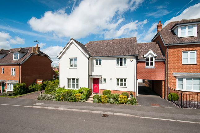 Thumbnail Link-detached house for sale in Tatchell Drive, Charing