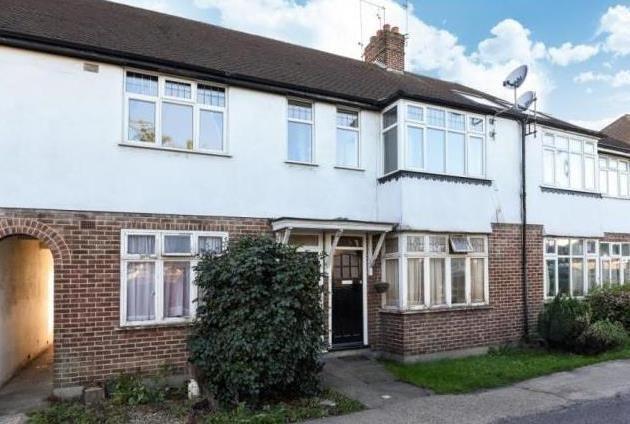 Thumbnail Flat to rent in Flat, Chadbury Court, Watford Way, London