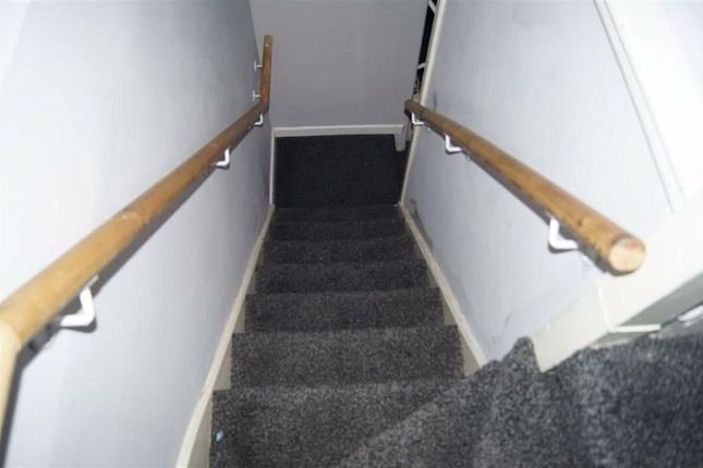 Stairs To Lower Ground Floor