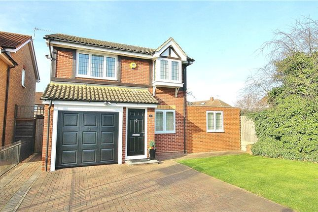 Thumbnail Detached house for sale in Wychwood Close, Sunbury On Thames