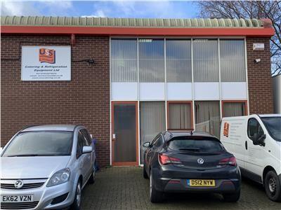 Thumbnail Office to let in 9 Denington Court, Denington Industrial Estate, Wellingborough, Northamptonshire