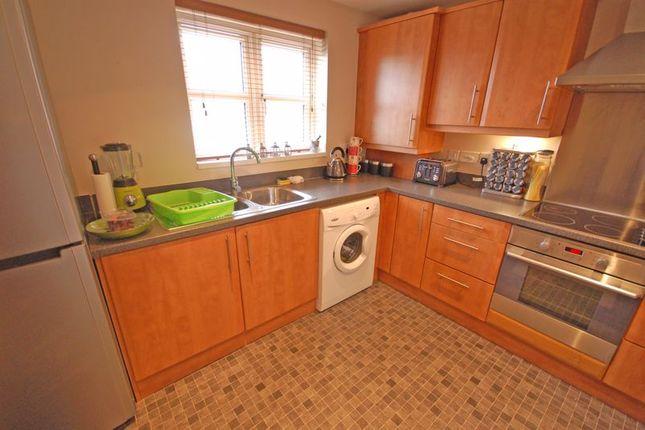 Kitchen of Hawks Edge, West Moor, Newcastle Upon Tyne NE12