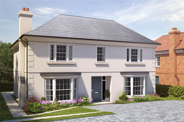 Thumbnail Detached house for sale in Shorewood House, Downside Road, Winchester, Hampshire