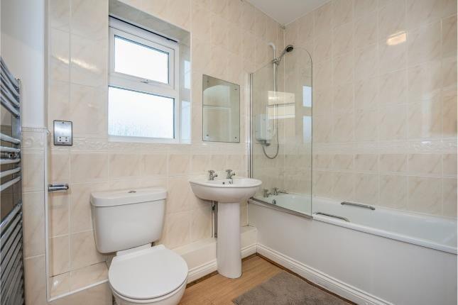 Bathroom of Princes Gardens, Southport, Merseyside PR8