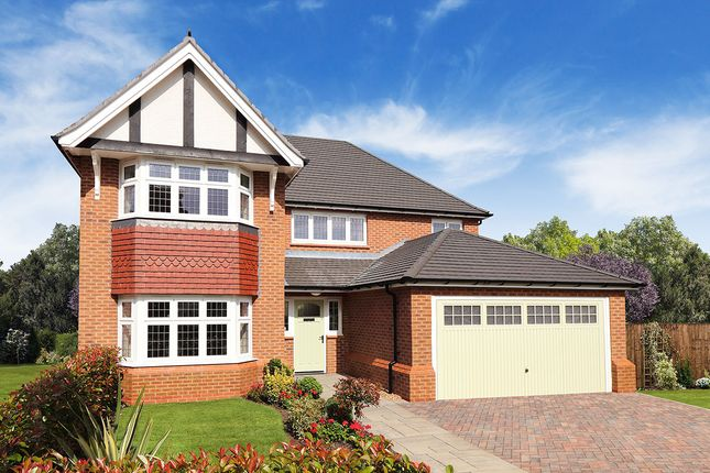 """Thumbnail Detached house for sale in """"Henley"""" at Leyland Lane, Leyland"""