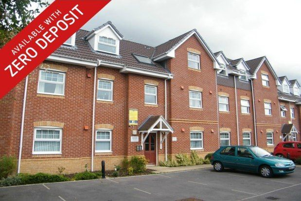Thumbnail Flat to rent in Salisbury Close, Eastleigh