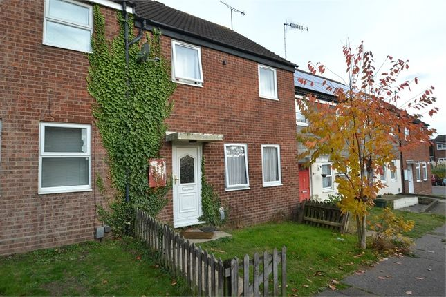 Thumbnail Terraced house for sale in Stanley Wooster Way, Colchester, Essex