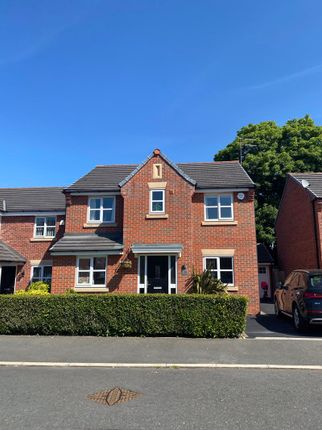 Thumbnail Detached house for sale in Earle Avenue, Roby, Liverpool
