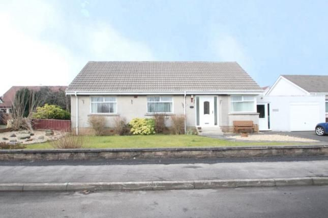 Thumbnail Bungalow for sale in Gulliland Place, Irvine, North Ayrshire