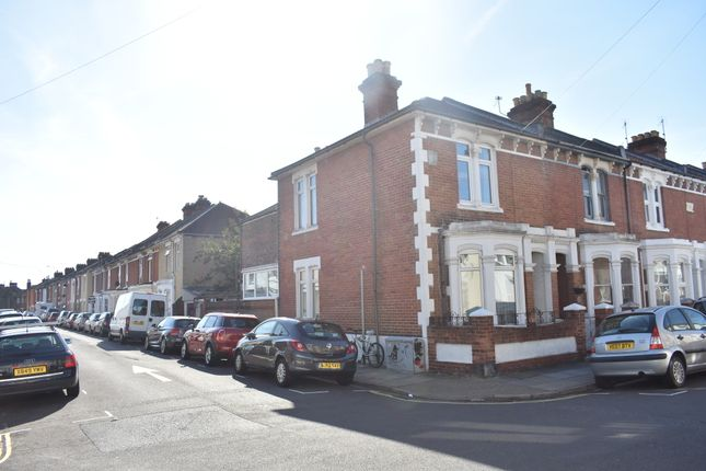 Thumbnail End terrace house to rent in Norman Road, Southsea, Hampshire