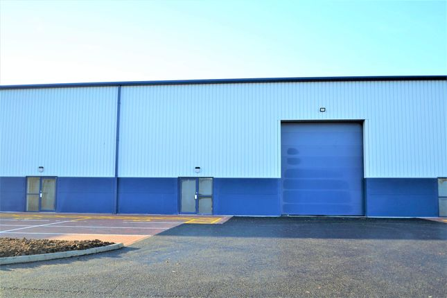 Thumbnail Industrial to let in Kingmoor Park Central, New Build Units, N1-N8, Carlisle