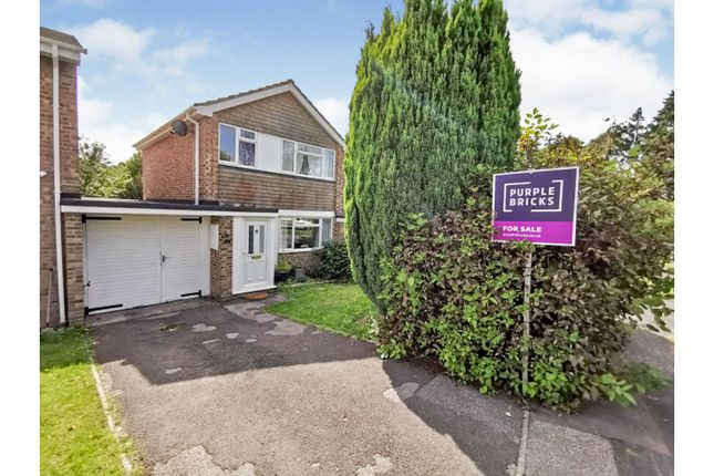 Front Garden of Sandpiper Road, Lordswood, Southampton SO16
