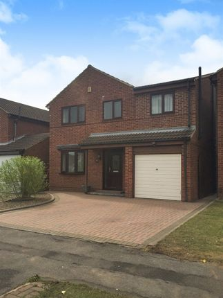 Thumbnail Detached house for sale in Driffield Way, Billingham