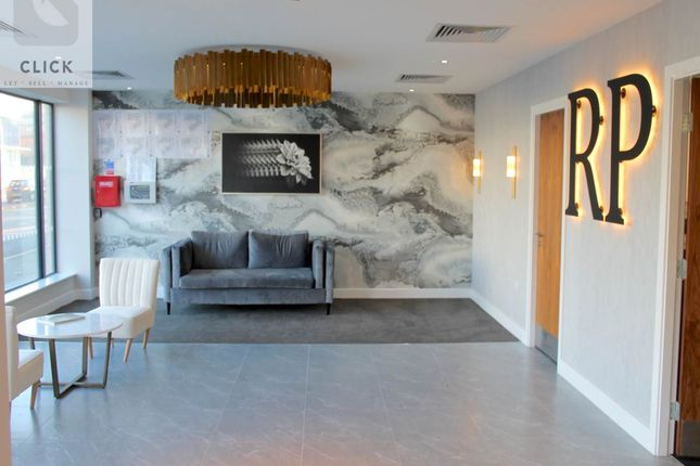 Reception Area of Regency Place, 50 Parade, Birmingham B1