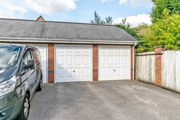 Garage of Bourchier Way, Grappenhall Heys, Warrington WA4
