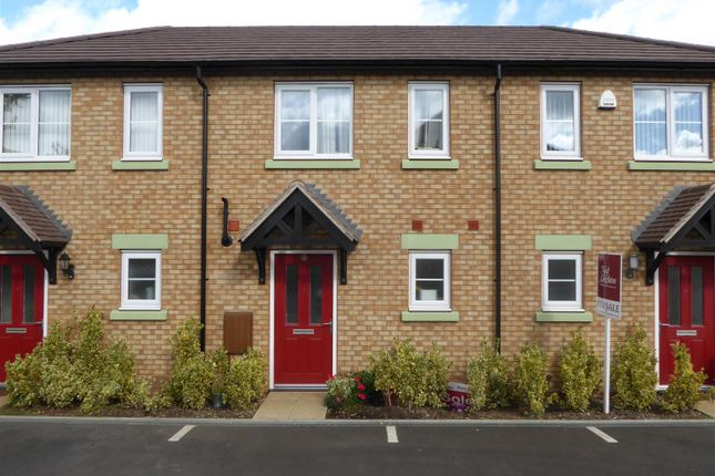 Thumbnail Terraced house for sale in Vesey Court, Wellington, Telford