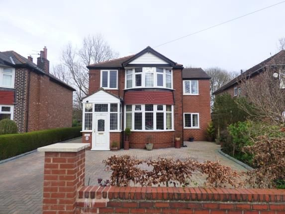 Thumbnail Detached house for sale in Derbyshire Road South, Sale, Trafford, Greater Manchester