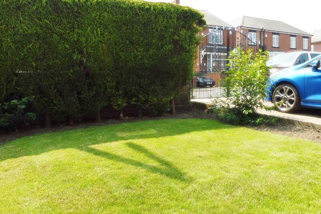 Front Garden of Summer Lane, Wombwell S73