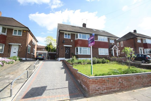 Thumbnail Semi-detached house for sale in Morton Way, London
