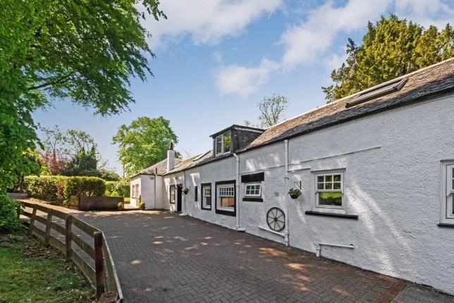 Thumbnail Mews house for sale in Milliken Park Road, Kilbarchan, Johnstone